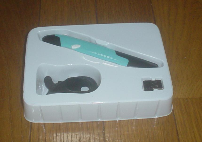 ペン型マウス箱なし
